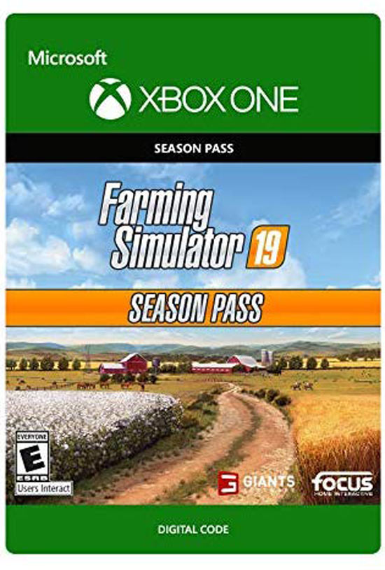 Farming Simulator 19: Season Pass