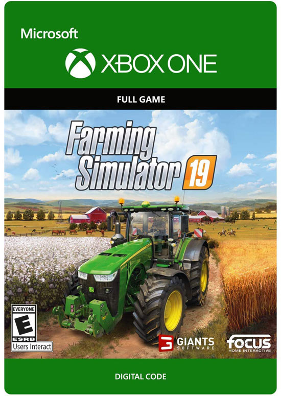 farming simulator 19 pc italiano  FARMING SIMULATOR 19 | alia