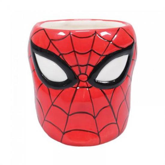 Tazza Spiderman - 3D