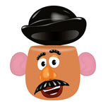 Tazza Toy Story - Mr. Potato