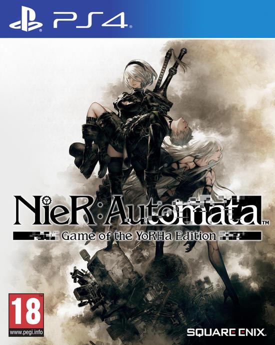 NieR: Automata - Game of the YoRHa Edition