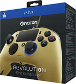 Controller PlayStation 4 - Nacon Revolution Pro Controller Gold