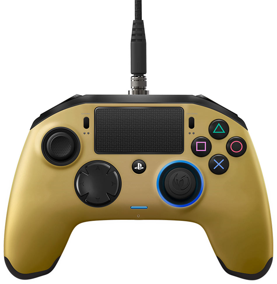 Controller PlayStation 4 - Nacon Revolution Pro Controller Gold