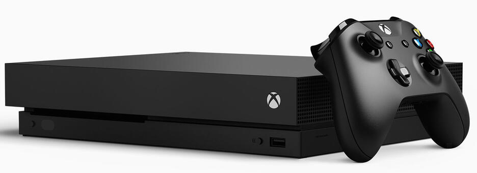 Xbox One X 1TB + Metro Trilogy