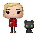 Funko Pop! - Sabrina con Salem (Sabrina, Vita da Strega)