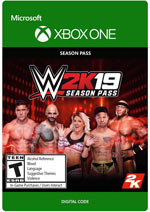 Season Pass WWE 2K19
