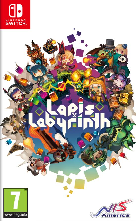 Lapis x Labyrinth x Limited Edition XL