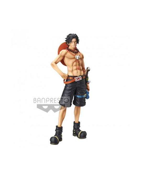 Figure One Piece - Portuguese D. Ace (Grandista)