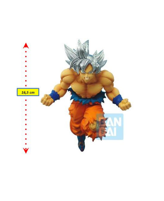 Figure Dragon Ball Super - Goku (Ultra Instinct)