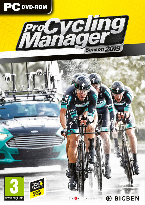 Pro Cycling Manager