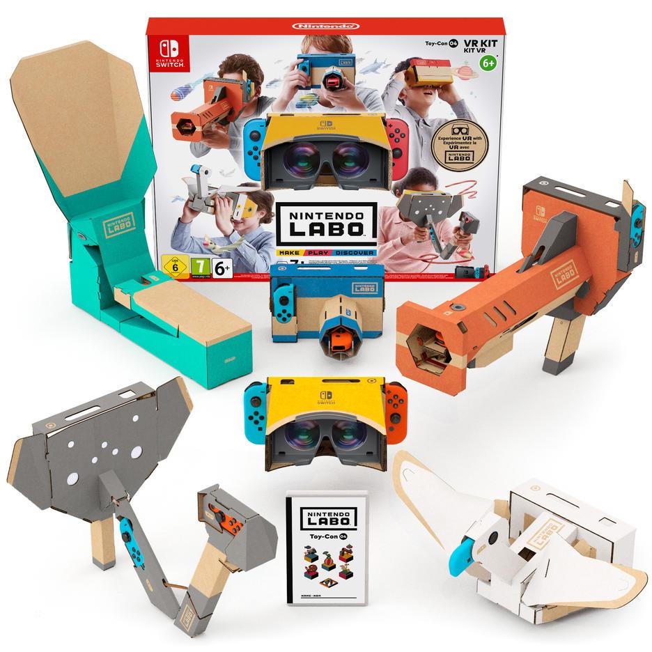Nintendo Labo - Toy-Con Kit VR