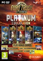 Euro Truck Simulator 2 Platinum Edition