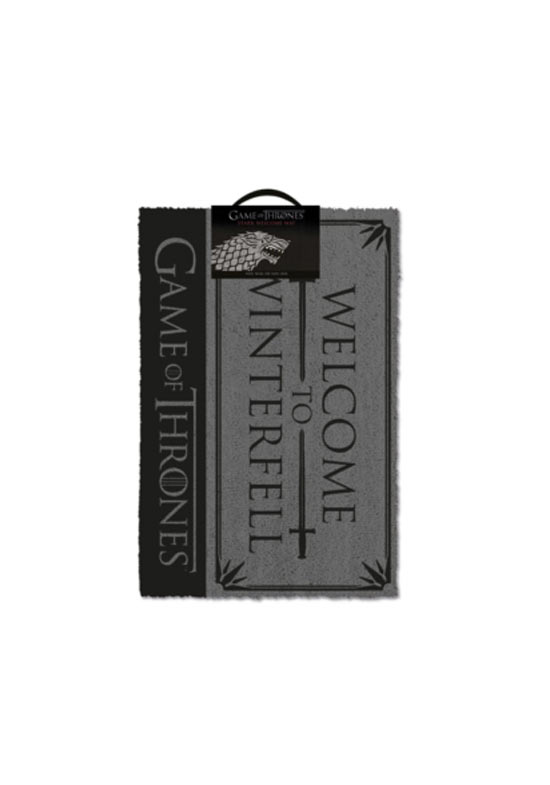 Zerbino Game of Thrones - Welcome to Winterfell