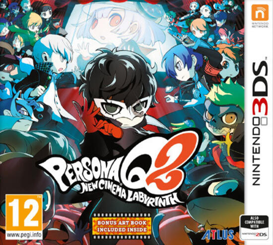 Persona Q2 New Cinema Labyrinth - Launch Edition