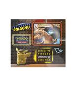 Carte Pokèmon - Detective Pikachu - Fascicolo Charizard GX