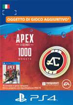 Apex Legends: 1000 Monete Apex