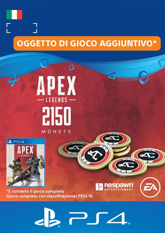 Apex Legends: 2150 Monete Apex