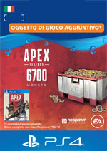 Apex Legends: 6700 Monete Apex
