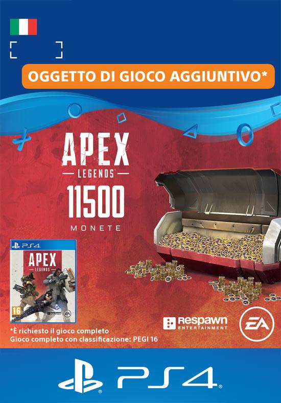 Apex Legends: 11500 Monete Apex