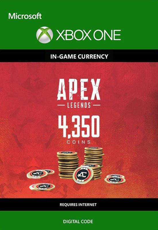 Apex Legends: 4350 Monete Apex