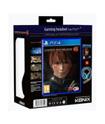 Dead or Alive 6 Headset Edition