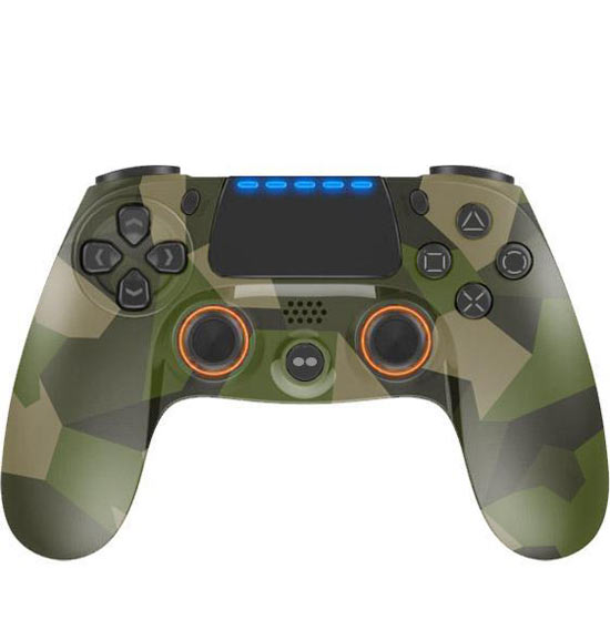 Controller Playstation 4 - Dualshock TWO DOTS Evo Wireless Camo