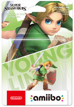 NINTENDO Amiibo - Link Bambino (Super Smash Bros. Ultimate)