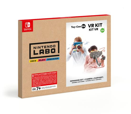 Nintendo Labo - Kit VR (Set 1)