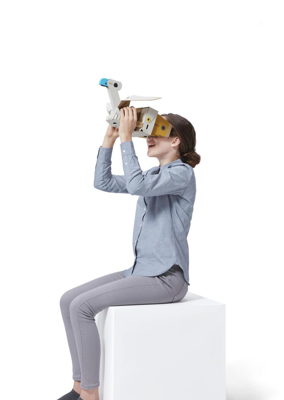 Nintendo Labo - Kit VR (Set 2)