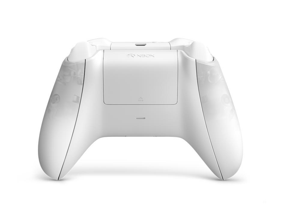 Controller Wireless Phantom White - Edizione Speciale