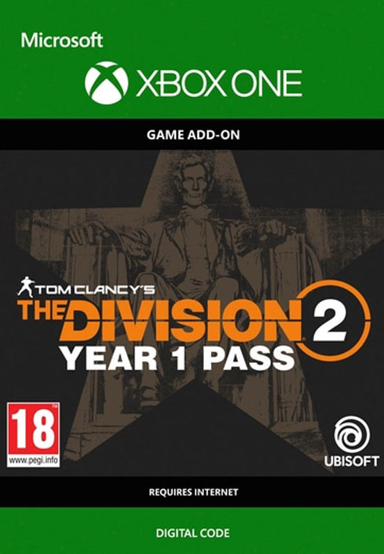 Tom Clancy's The Division 2 - Pass Anno 1