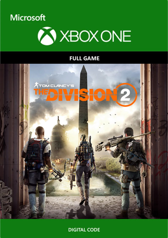 Tom Clancy's The Division 2 - Standard Edition