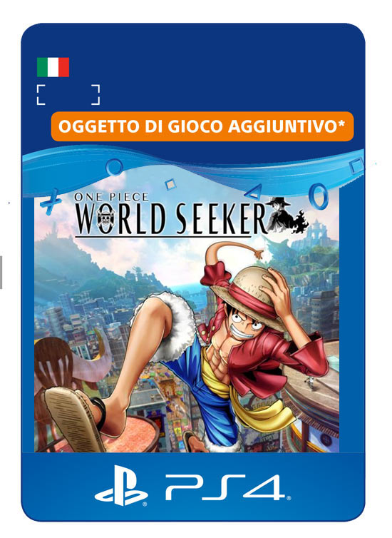 One Piece World Seeker Season Pass