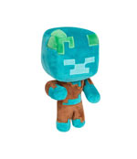 Peluche Minecraft - Drowned