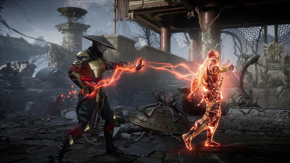 Mortal Kombat 11