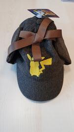 Cappellino Detective Pikachu