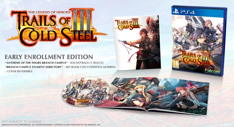 The Legends of Heroes: Trails of Cold Steel III