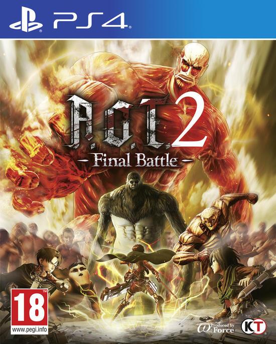 A.O.T. 2 – Final Battle