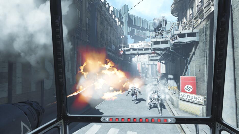 Wolfenstein Cyberpilot
