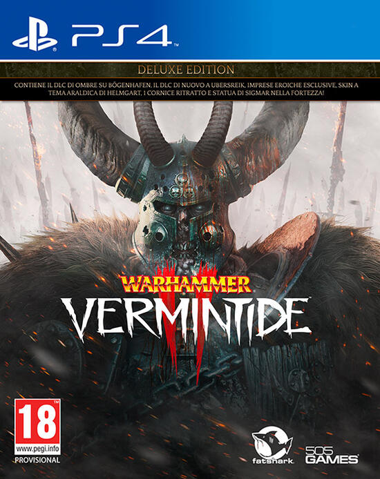 Warhammer Vermintide 2 - Deluxe Edition