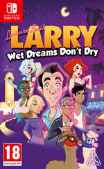 Leisure Suit Larry - Wet Dreams Don't Cry