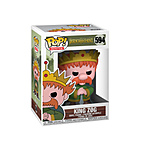 Funko Pop! - Re Zog (Disincanto)