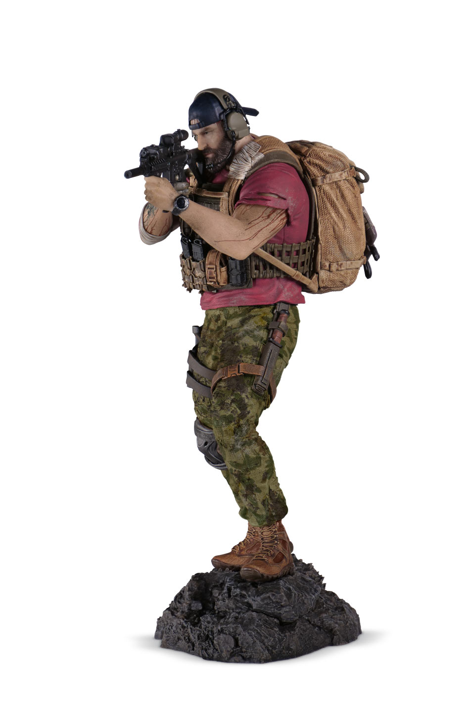 Figure Tom Clancy's Ghost Recon Breakpoint - Nomad