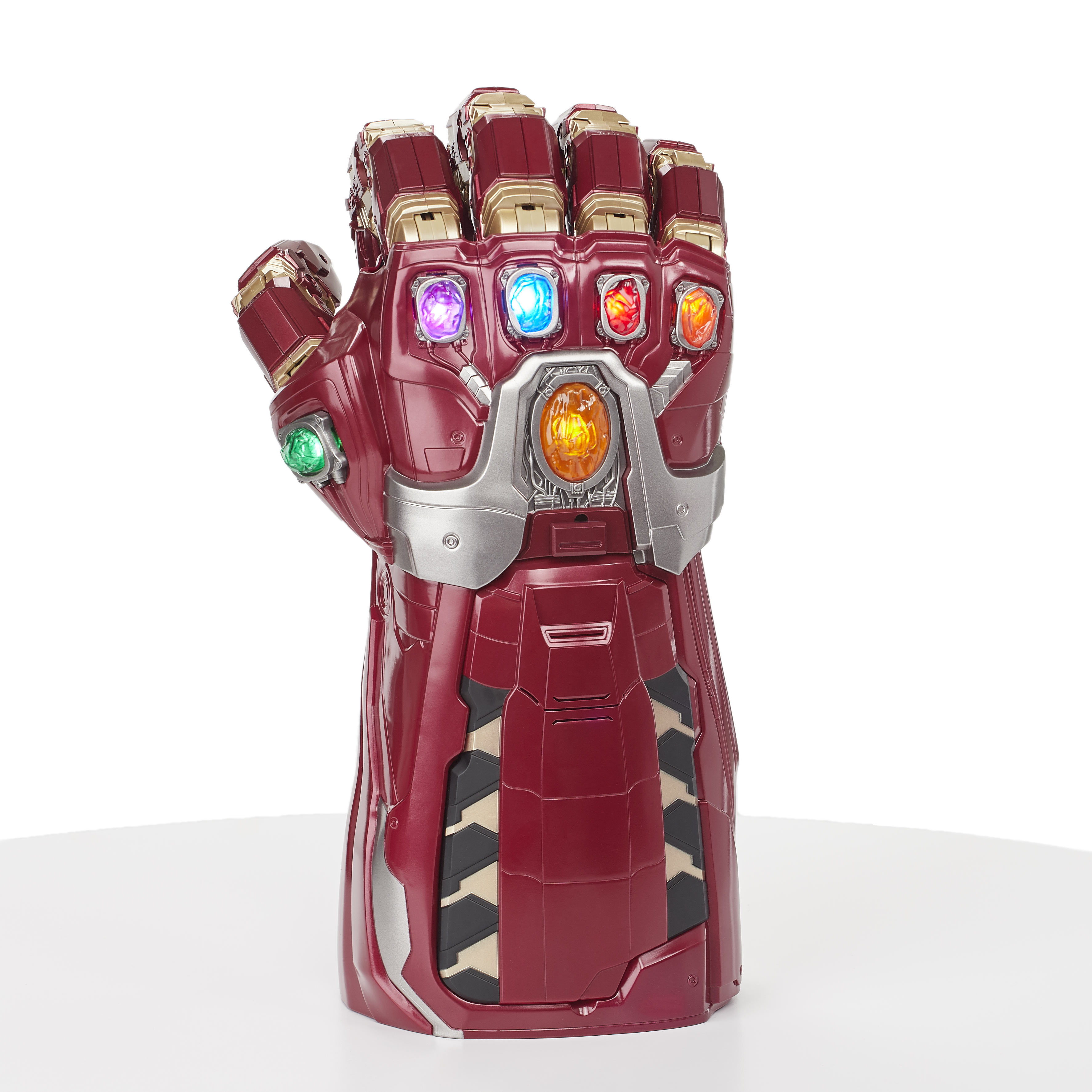 Marvel Avengers Legend Serie finale di Iron Man Elettronico PUGNO Power Gauntlet