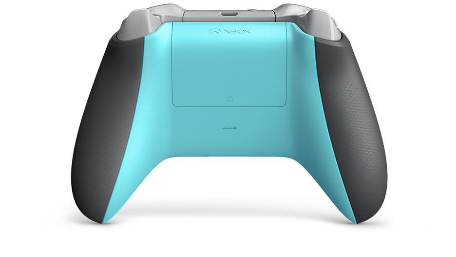 Controller Wireless - Grigio e Blu