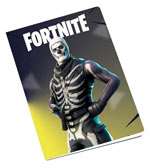 Quaderno Fortnite - Righe
