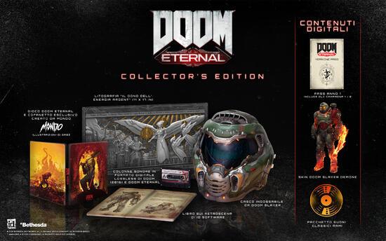 DOOM Eternal - Collector's Edition