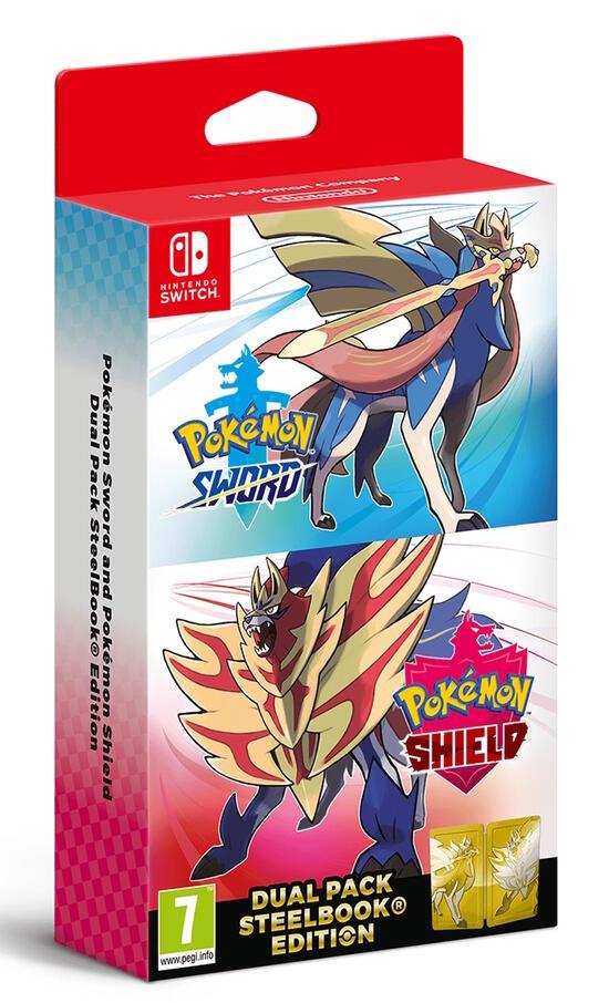 Pokémon Spada e Scudo - Dual Pack