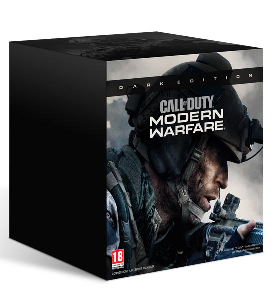 Call Of Duty: Modern Warfare - Dark Edition