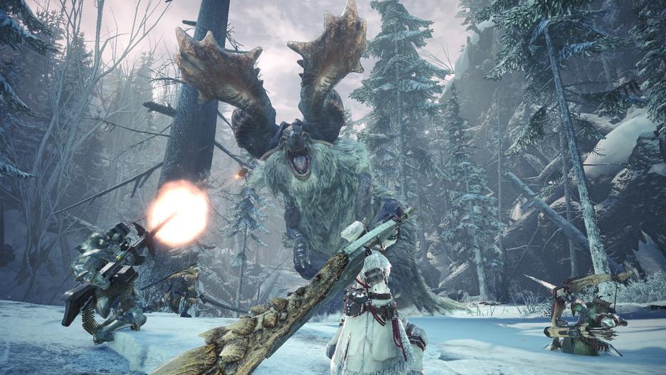 Monster Hunter World: Iceborne - Master Edition